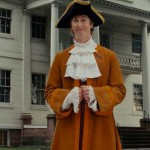 Stephen Ellis plays Robert Ashland/18th Century Professor in Delivery Man (w/ Vince Vaughn). In theater's THANKSGIVING