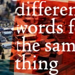Stephen Ellis in Different Words for the Same Thing at CTG/Kirk Douglass Theater May 2014