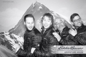 Eddie Bauer WireImage Shoot  Sundance Film Festival