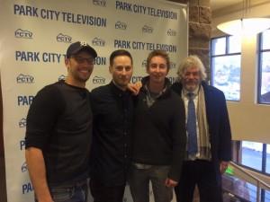 Stephen Ellis, Andrew Laurich, Gabriel Miller, John Ennis