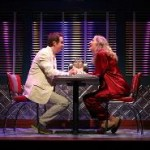 """Stephen Ellis and Linda Gehringer in """"Going to a Place Where You Already Are (World Premiere, South Coast Repertory)"""